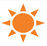 47x46_Orange Solar energy sun icon